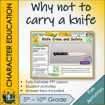 Knife Crime Prevention
