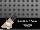 Knife Skills and Safety Powerpoint