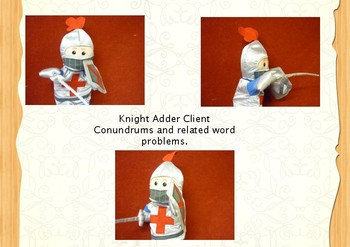 Knight Adder Related Problems