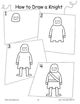 Knight (Draw Then Write)