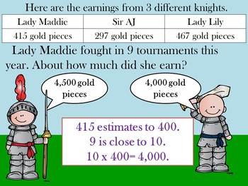 Knight Joust: An Estimation Mini Lesson and Game