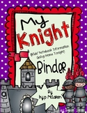 Knight Organizational Binder Set