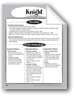 Knight Shape Book