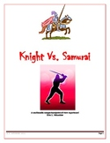 Knight Vs. Samurai: A multimedia comparison/point-of-view experience