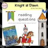 Knight at Dawn - Magic Tree House #2 - Reading Corner / Classroom Library