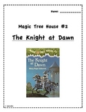 Knight at Dawn Reading Strategy Packet