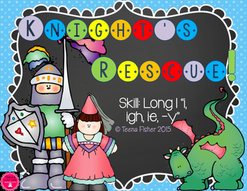 "Knight's Rescue Long I ""i,ie,igh,-y"": Second Grade Wonders Unit 3 Week 2"