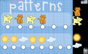 Knighton Creations ActivBoard/Promethean/Smart Board Intro to Patterns