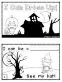 Knighton Creations - I Can Dress Up! Book - Halloween & Reading Review