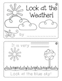 Knighton Creations - Look at The Weather! Book - Spelling
