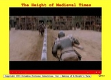 Knights At the Height of the Middle Ages - Bill Burton