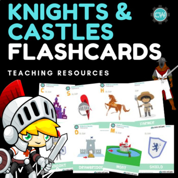 Knights & Castles Flashcards