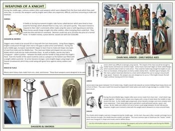 Knights & Medieval Warfare