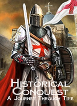 Knights Templar - Historical Conquest Starter Deck