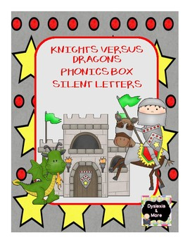 Knights Versus Dragons Phonics Box for Silent Letters