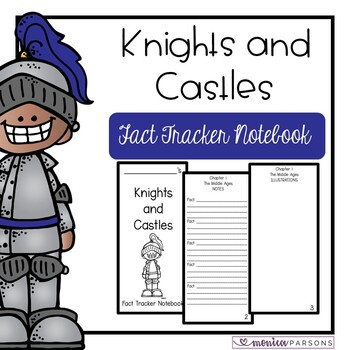 Knights and Castles Research Guide {Fact Tracker}