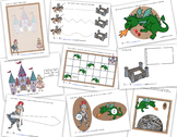 Knights and Princesses Resource Pack / Bundle Containing 20 Resources