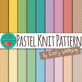 Knitted Digital Paper