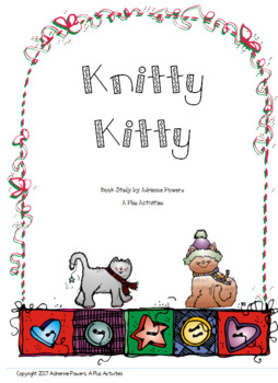 Knitty Kitty Book Companion