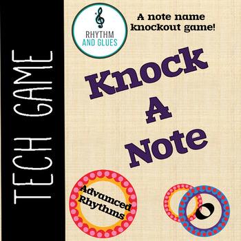 Knock A Note - A Knockout Rhythm Game: Advanced Rhythms (Rhythm and Glues)