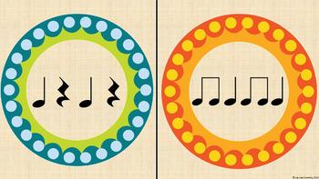 Knock A Note - A Knockout Rhythm Game: Beginner Rhythms (Rhythm and Glues)