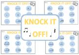 Knock It Off! Simple Rhythm Game!