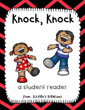 Knock, Knock:  A Freebie Knock, Knock Joke Student Reader