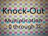 Knock Out: Fact Fluency Multiplication and Division