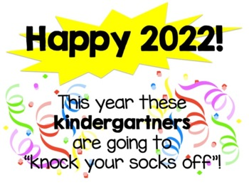 Knock Your Socks off New Year writing