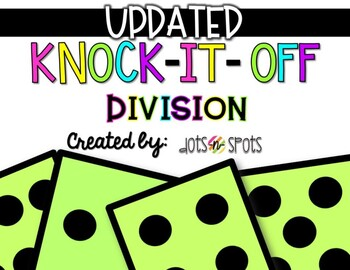 Knock it Off Division