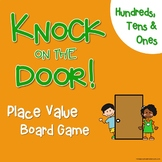 Dice Place Value Game, 3rd Grade Place Value Game / Activity