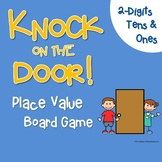 Roll a Number Place Value Small Group Activity, Place Value Dice Game Grade 1-2