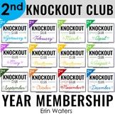 2nd Grade Math Game Club [Knockout Year Membership]
