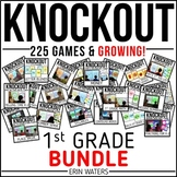 Knockout FIRST GRADE GROWING Bundle {All 225+ Games}