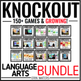 Knockout LANGUAGE ARTS MEGA Bundle {K-3 All 170+ Games}