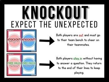 Knockout MEGA Bundle {K-3 All 300+ Games}