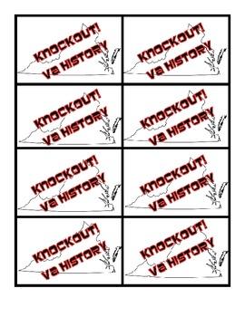 Knockout Virginia History!  VS.2b-f; 10b