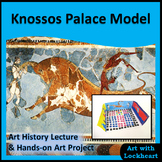 Knossos Palace Model