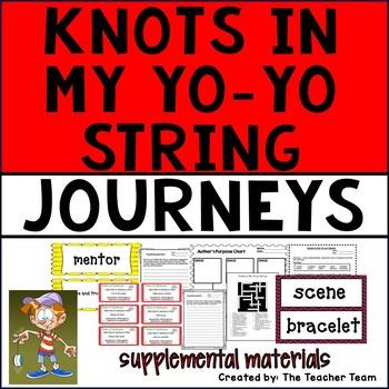 Knots in My Yo yo String Journeys 6th Grade Supplemental M