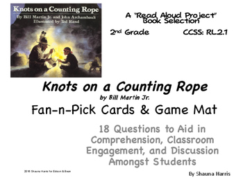 Knots on a Counting Rope Fan-N-Pick