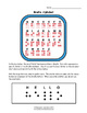 Knots on a Counting Rope Sequencing Activity