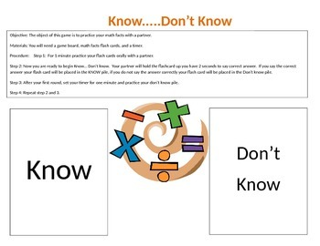 Know...Don't Know
