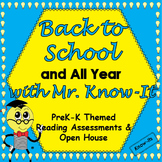 Back to School and All Year PreK-K
