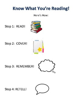 Know What You're Reading! Poster
