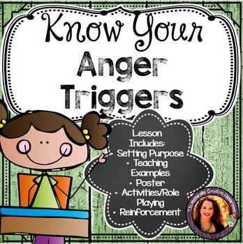 Know Your Anger Triggers