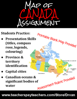 Grade 9 Map Of Canada Assignment.Top 10 Punto Medio Noticias Capital Of Canada Country