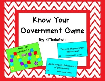 Know Your Government Game by KMediaFun