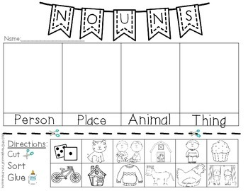 Know Your Nouns and Pronouns