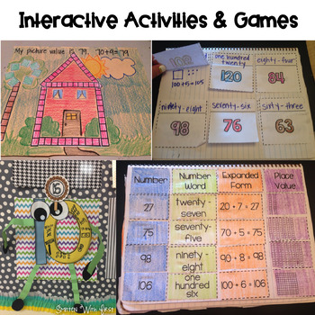 Know Your Numbers {Activities for Numbers 0-120}
