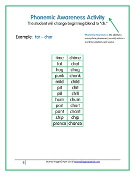 """Know the Code: Consonant Digraph """"ch"""""""